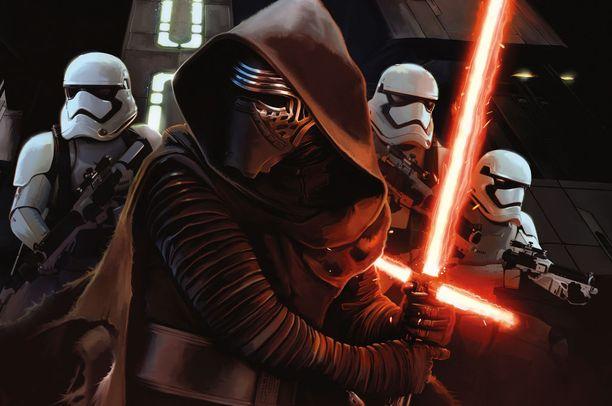 Star Wars -elokuvan trailerissa kuullaan suomalaista sävellystyötä.