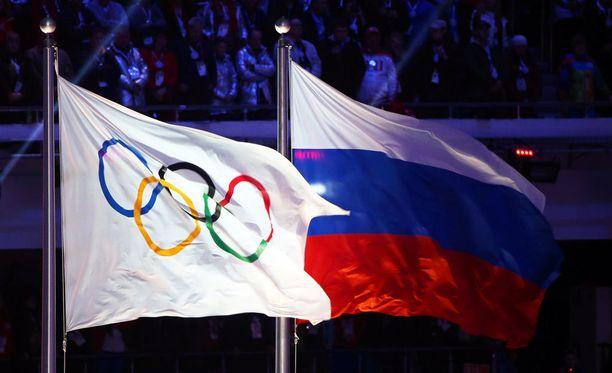 169 venäläisurheilijaa kisaa Pyeongchangissa.