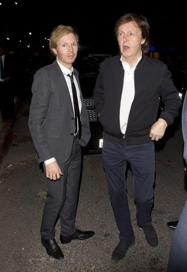 Moninkertaiset Grammy-voittajat Beck ja Paul McCartney eivät päässeet Tygan Grammy-jatkoille.
