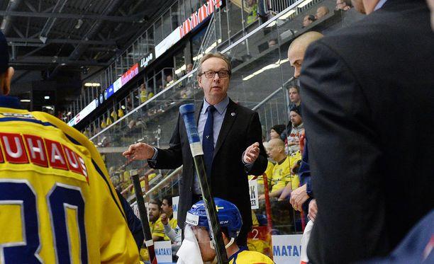 Pär Mårtsin osalta MM-kisamatka ei todella mennyt nappiin.