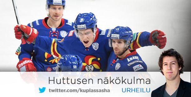 Jokerit sijoittui KHL:n läntisessä konferenssissa neljänneksi. Yksikään tulokasjoukkue ei ole aikaisemmin onnistunut niin hyvin.