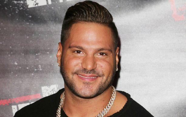 Ronnie Ortiz-Magro, 35, on nähty useissa televisio-ohjelmissa.
