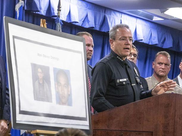 Yhdysvaltain armeijassa palvellut veteraani Mark Domingo suunnitteli terrori-iskua Kaliforniassa.