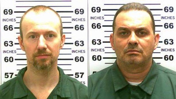 Molemmat Sweat ja Matt on tuomittu raaoista henkirikoksista.