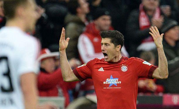 Robert Lewandowskin Bayernilla olisi voinut käydä parempikin arpaonni, sillä vastaan tulee kivikova Juventus.
