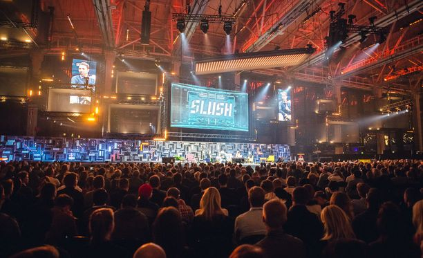 Slush keräsi vuonna 2015 huiman osallistujamäärän.
