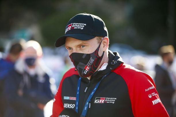 Jari-Matti Latvala odottaa Toyotalta tulosta.