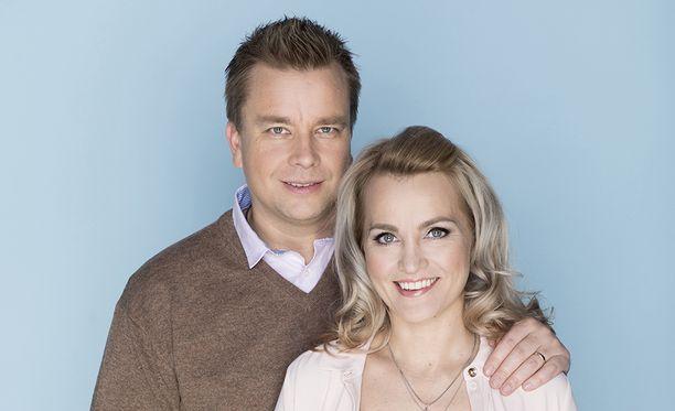 Antti Kaikkonen ja Satu Taiveaho eroavat.