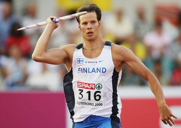 Tero Pitkämäki teki karsinnassa juuri sen, mitä odotettiin.