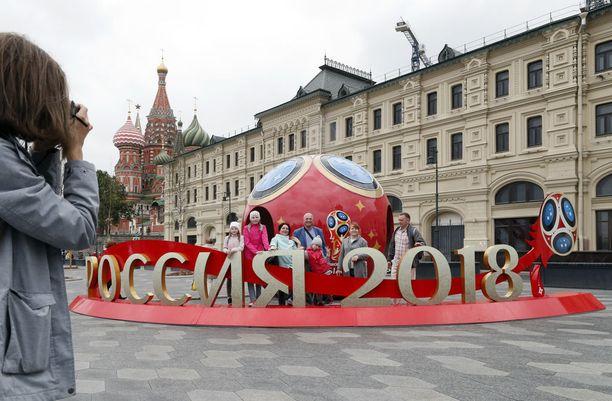 Jalkapallon MM-kisat Venäjällä on suurin yksittäinen urheilutapahtuma maan historiassa.
