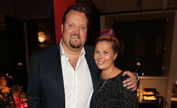 Sami ja Ilona Hedberg ilmoittivat erostaan tammikuussa. He ehtivät olla 10 vuotta yhdessä.