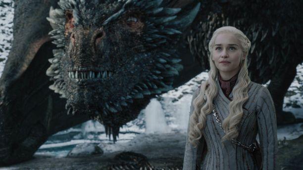 Drogon on Daenerysin ainoa jäljellä oleva lohikäärme.