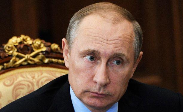 Vladimir Putin ei ole myöntänyt, että Venäjän johdolla olisi suosikkia Yhdysvaltain seuraavaksi presidentiksi.
