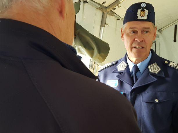 Poliisiylijohtajan Seppo Kolehmaisen mukaan tutkien luotettavuusongelma on jäänyt menneisyyteen.