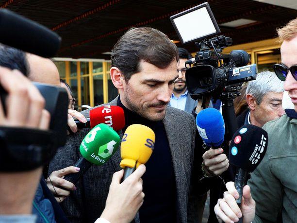 Iker Casillas kertoi helmikuussa lopettavansa peliuransa ja aikovansa hakea Espanjan jalkapalloliiton puheenjohtajaksi.