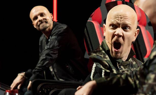 Juha Tapiolla ja Toni Wirtasella on molemmilla sana ja vertauskuvat hallussa.