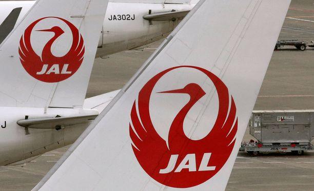 Kukaan ei loukkaantunut Japan Airlinesin koneen hätälaskussa.