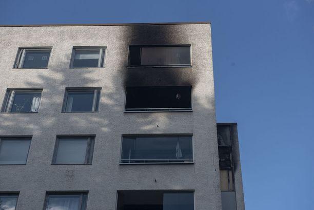 Sisarukset ovat yrittäneet saada talon asukkaita kiinni voidakseen pyytää näiltä anteeksi.