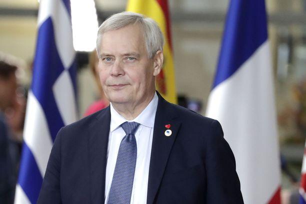 Pääministeri Antti Rinne (sd) joutui pettymään torstaiyönä, kun Suomen ajamasta EU:n laajentumisneuvotteluiden aloittamisesta ei päästy sopuun.