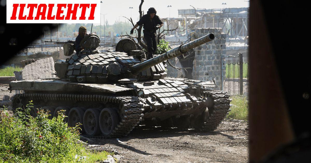 Itä Ukrainan Sota