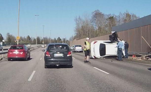 Näytti siltä, että Mercedes oli tullut tilanteeseen vauhdilla.