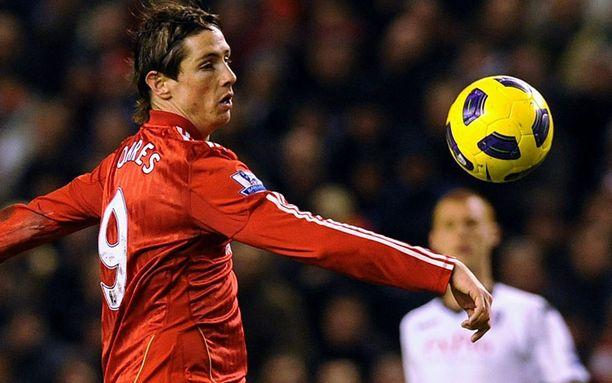 Liverpoolin ja Fernando Torresin otteet ovat kohentuneet.