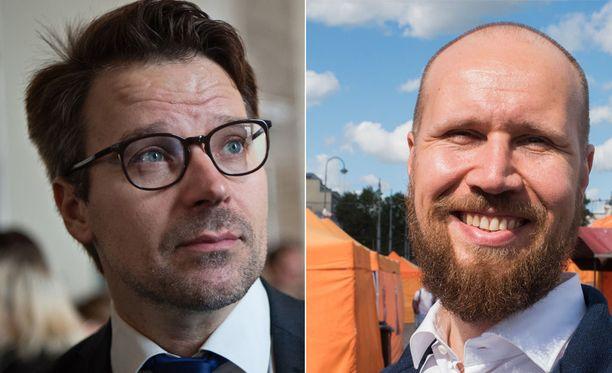 Ennen Touko Aaltoa vihreitä luotsannut Ville Niinistö haluaa siirtää keskustelun asiakysymyksiin.