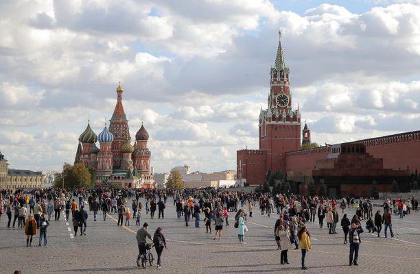 FSB:n mukaan terrori-iskuja suunniteltiin sekä Moskovaan että Pietariin.