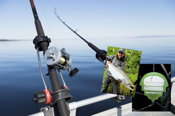 Aluksi ideana oli lahjoittaa käytettyjä kalastusvälineitä.