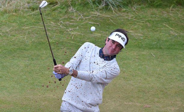 Bubba Watson haluaa rakettireput golfiin.