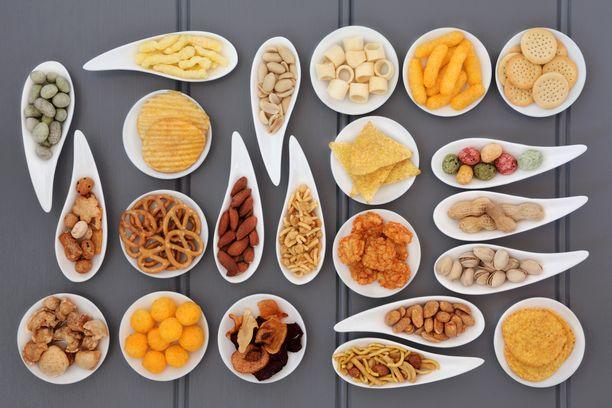 Suolainen ruoka saa uuden tutkimuksen mukaan sinut nälkäiseksi, ei janoiseksi.