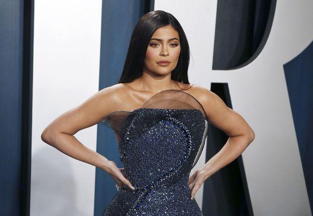 Kylie Jenneristä tulee pian kahden lapsen äiti.