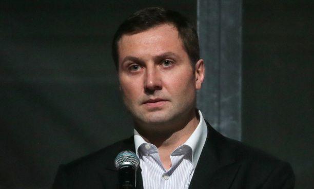 Aleksei Morozov puhuu kuin eläisi jossain haavemaailmassa.