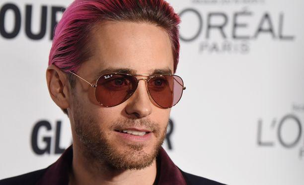 Jared Leto esittää uutuuselokuvassa Jokeria.