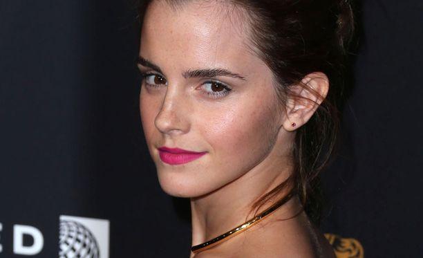 Emma Watson tunnetaan parhaiten roolistaan Harry Potter -elokuvien Hermionena.