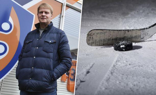 Jukka Rautakorpi myönsi virhearvion.