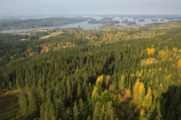 Ruotsalaismiehen mielestä Kuopion järvimaisemat ovat niin kauniita, että ne kuuluisivat Unescon maailmanperintölistalle.