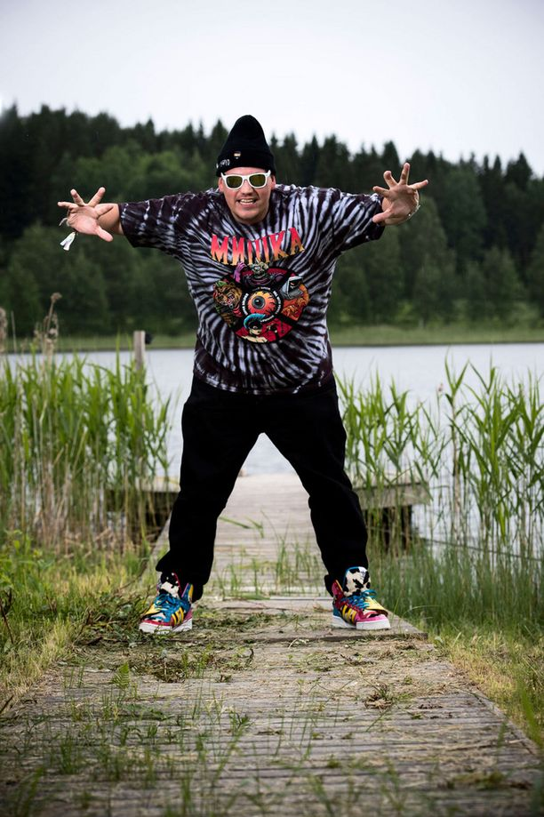 Petri Nygård esiintyi viime vuonna muun muassa Himoksen juhannusfestivaalilla.