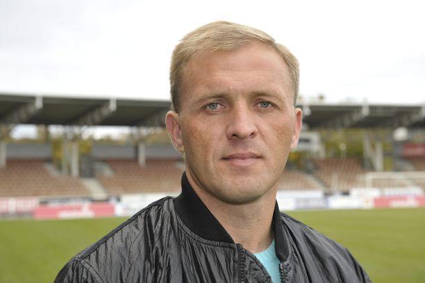 Valeri Popovitsh on Veikkausliigan legendoja.