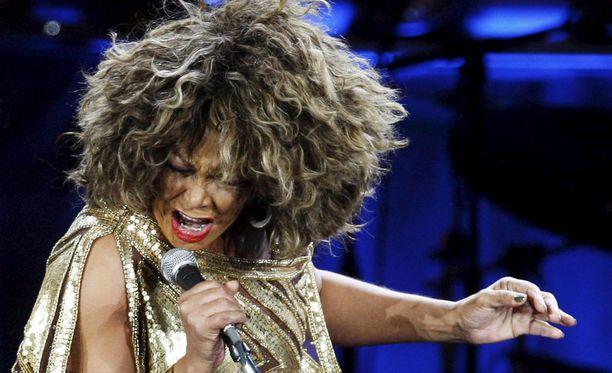 Tina Turner on yksi kaikkien aikojen menestyneimmistä artisteista.