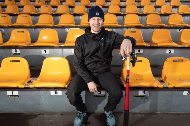 Toni Kohonen pääsee Itä-Lännen valitsijaksi.