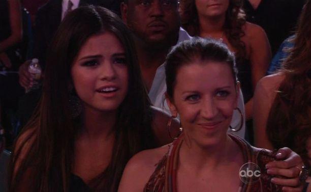 Selena Gomez ja Justin Bieberin äiti, Pattie Mallette, vaikuttivat läheisiltä.