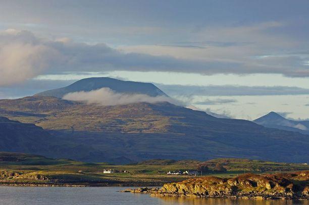 Skotlannin länsirannikolla sijaitseva Isle of Bute -saari on suosittu kesälomakohde.