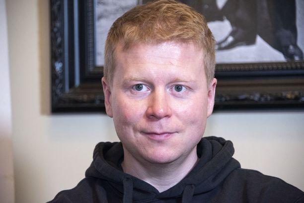 Sampo Kaulanen kertoo Iltalehdelle mokanneensa Metallican konsertissa.
