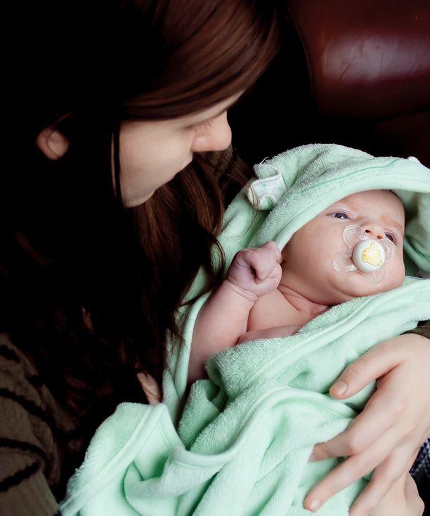 """""""Eniten vauva-arjessa yllätti tuen puute."""""""