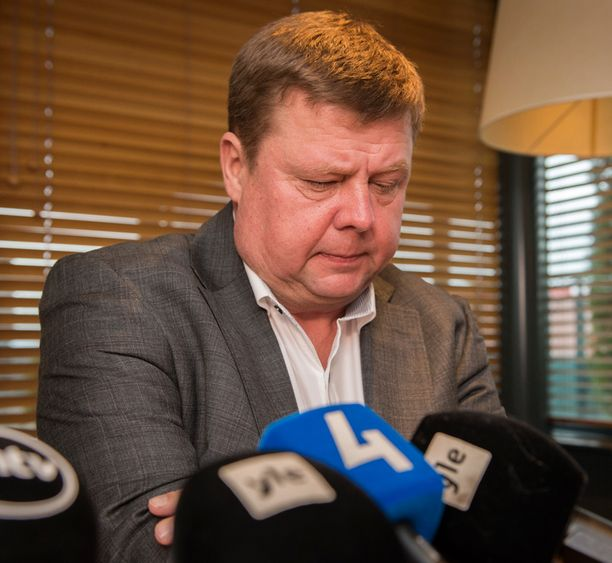 Toimitusjohtaja Pekka Perä uskoi vielä viime viikolla kaivoksen selviävän rahoituskriisistä.