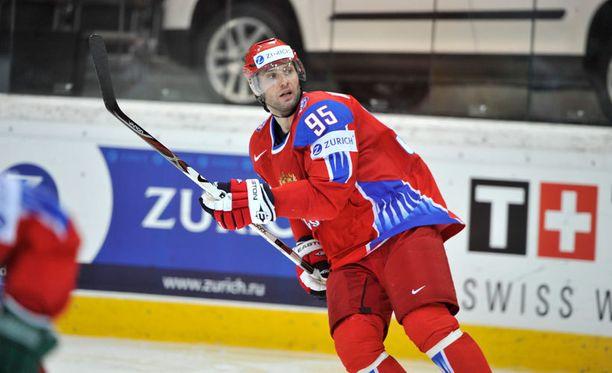 Aleksei Morozov voitti Venäjän joukkueessa muun muassa kaksi maailmanmestaruutta ja olympiahopeaa.