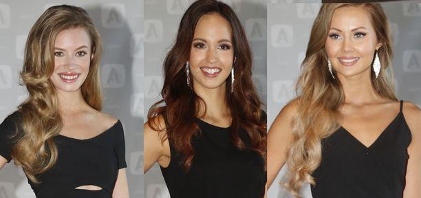 Onko joku heistä uusi Miss Suomi?