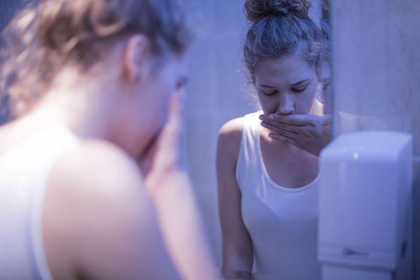 Norovirus on yleisimmin aikuisten tauti.