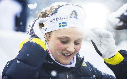Ampumahiihtoon vaihtaneelle ruotsalaistähdelle erikoiskohtelua – sai heti paikan maajoukkueesta